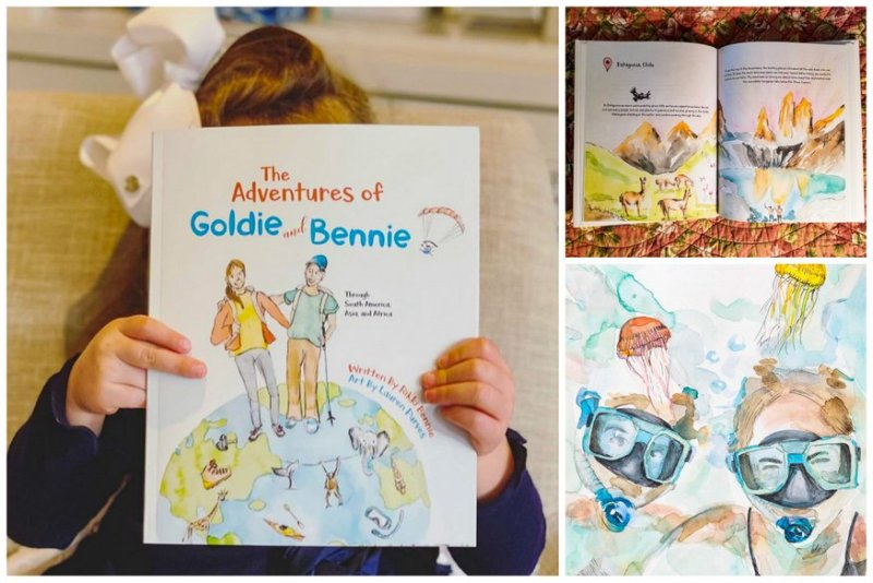 The Adventures of Goldie and Bennie