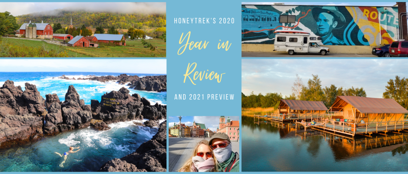 HoneyTrek 2020 Year in Review