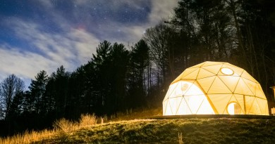 Our Top 10 Glamping Destinations Under $150