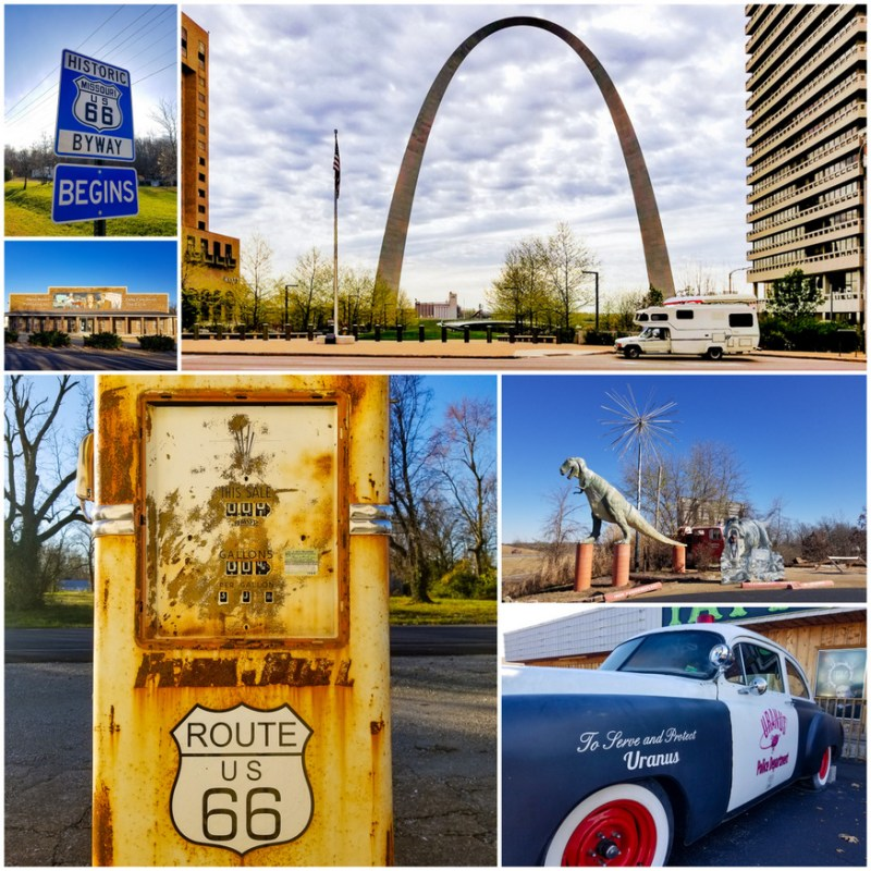 Missouri Route 66 Must-See Places