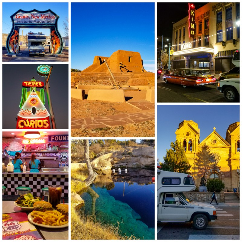 New Mexico Route 66 Must-See Places