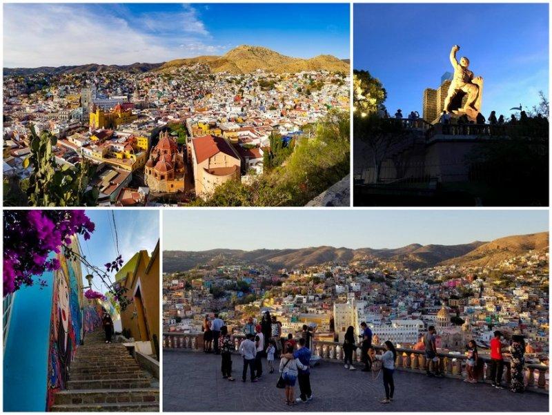 guide to Guanajuato, mexico the happiest city