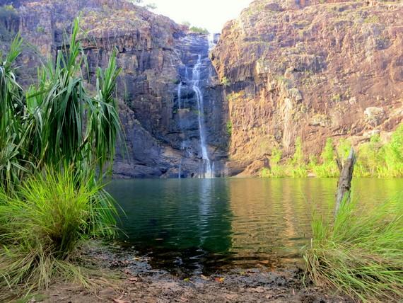 Gunlom Falls Australia
