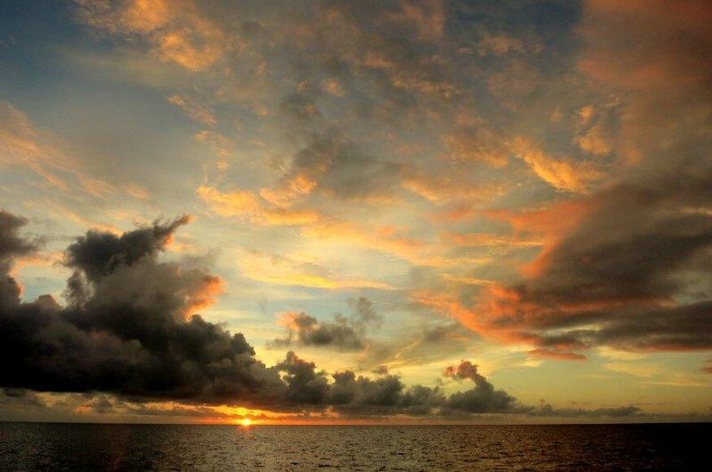 Sunset Eleuthera