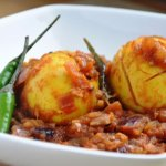 Spicy Egg Masala… for those cold winter days!