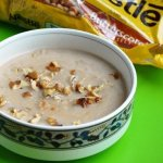 Butterscotch Walnut Oatmeal