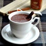 Sweet & Spicy Mayan Hot Chocolate (reduced-fat)