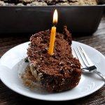 Dark Chocolate Coconut Banana Bread… birthday part 1