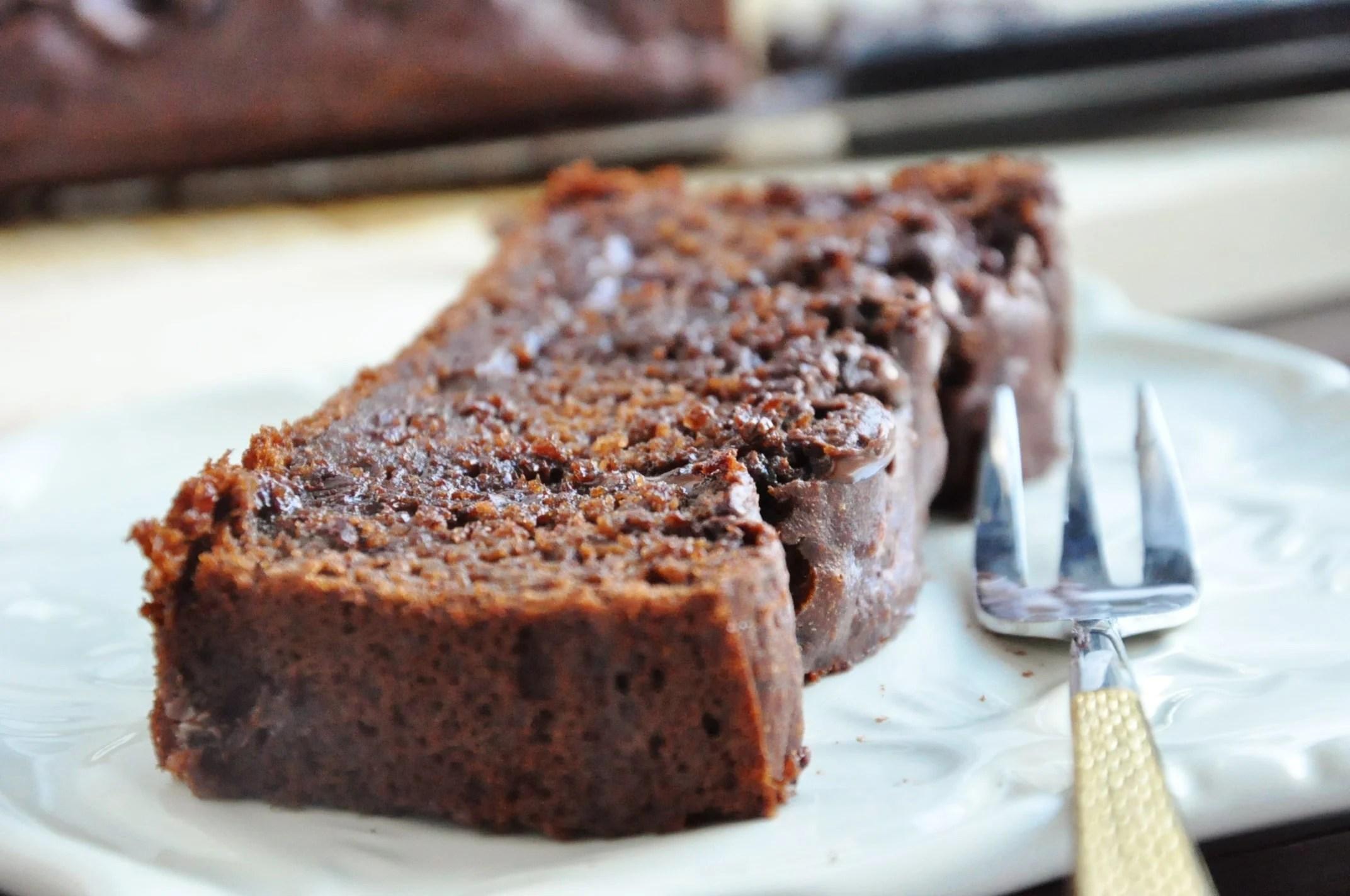 Double Chocolate Banana Bread (6)