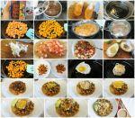 Sweet Potato Huevos Rancheros step by step