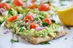 Quinoa Flatbread Avocado Toast (38)
