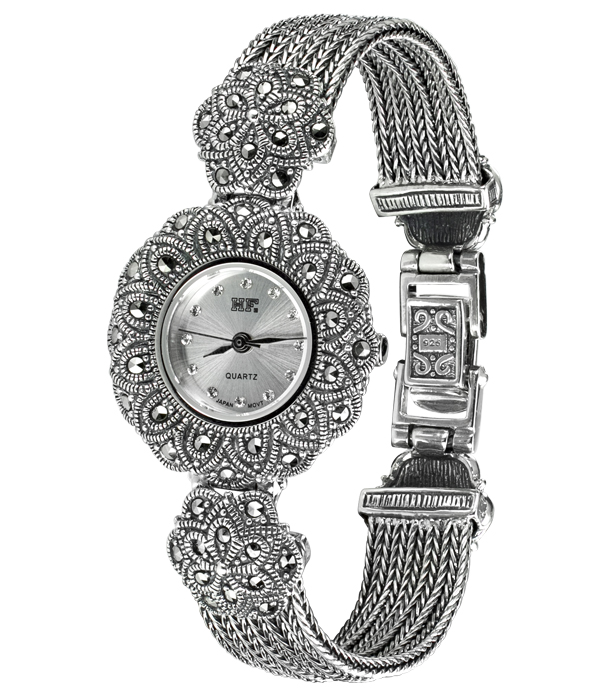 Hottest 10 Marcasite Watches HW020