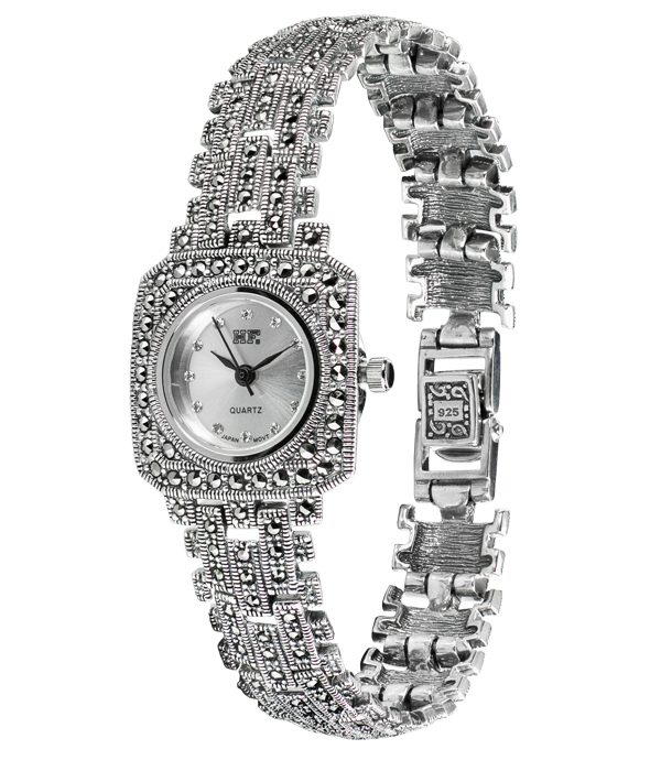 Hottest 10 Marcasite Watches HW027