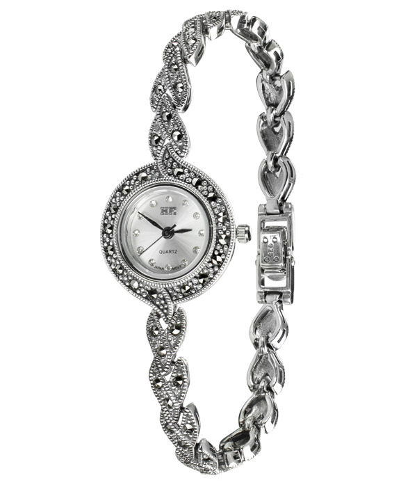 Hottest 10 Marcasite Watches HW028