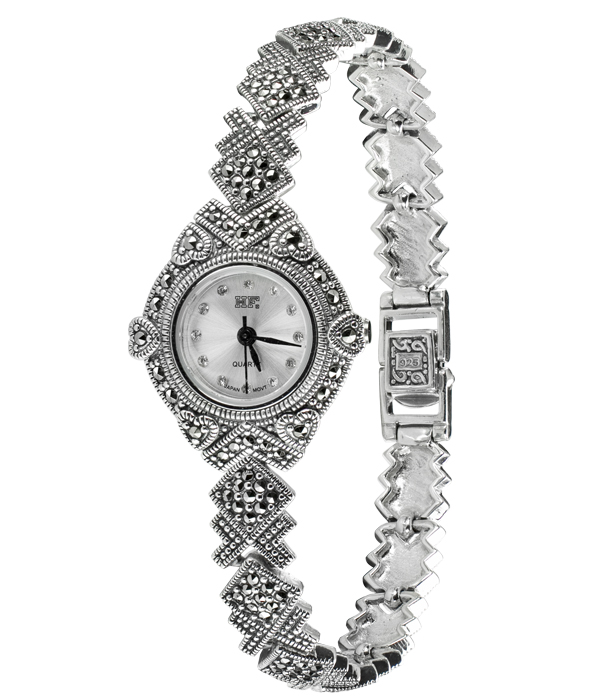 Hottest 10 Marcasite Watches HW031