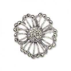 marcasite brooch HB0272 1