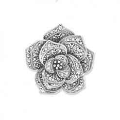 marcasite brooch HB0494 1