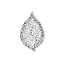 marcasite brooch HB0570 1