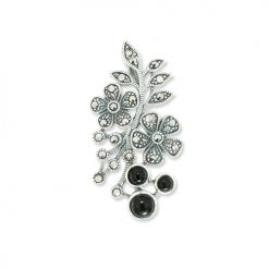marcasite brooch HB0595 1