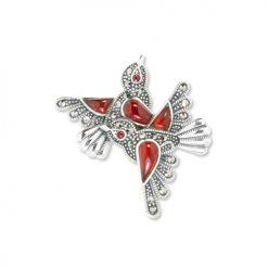 marcasite brooch HB0600 1