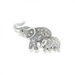 marcasite brooch HB0616 1