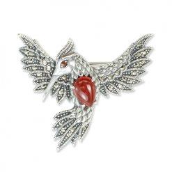 marcasite brooch HB0697 1