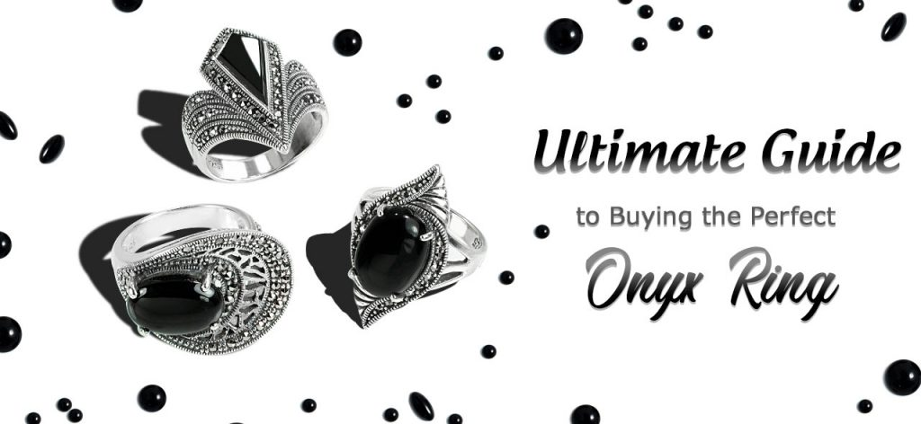 Onyx Ring or Onyx Jewelry 001