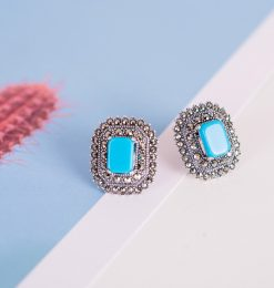 New Arrivals-Marcasite Earring