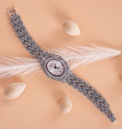 New Arrivals-Marcasite Watch