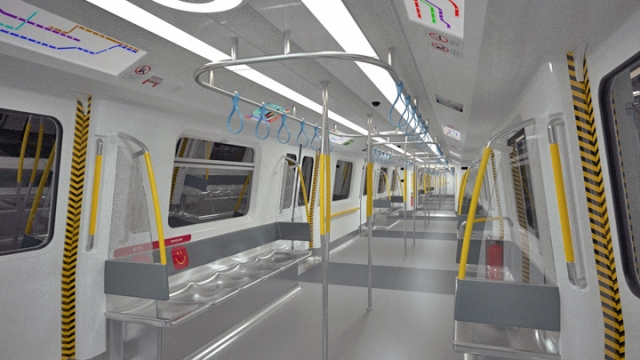 mtr new train virtual image