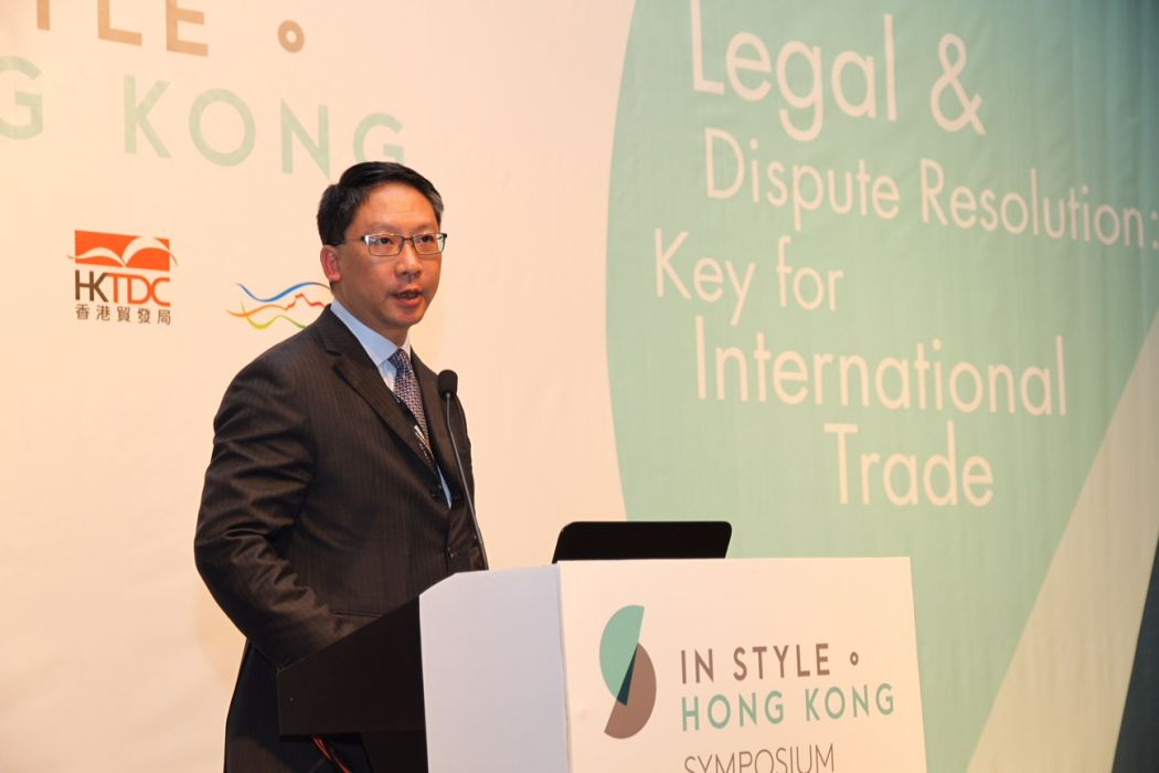 Rimsky Yuen. File Photo: Gov HK.