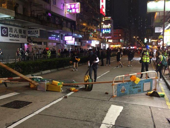 october 13 Tsuen Wan