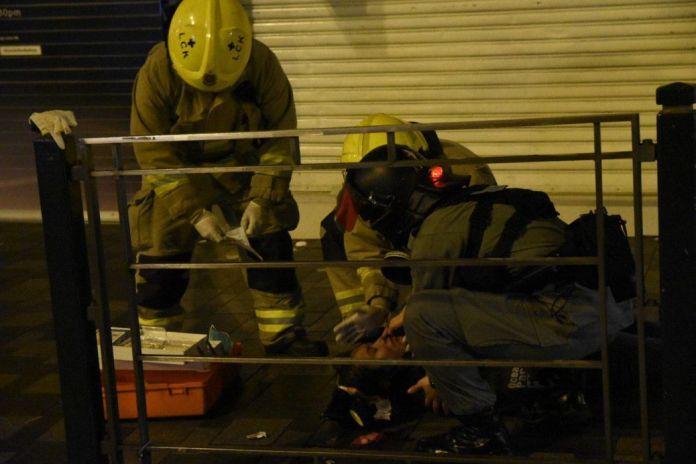 firefighter November 17 18 Polytechnic