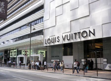 Louis Vuitton flagship launch + Chanel Mobile Art w Karl ...