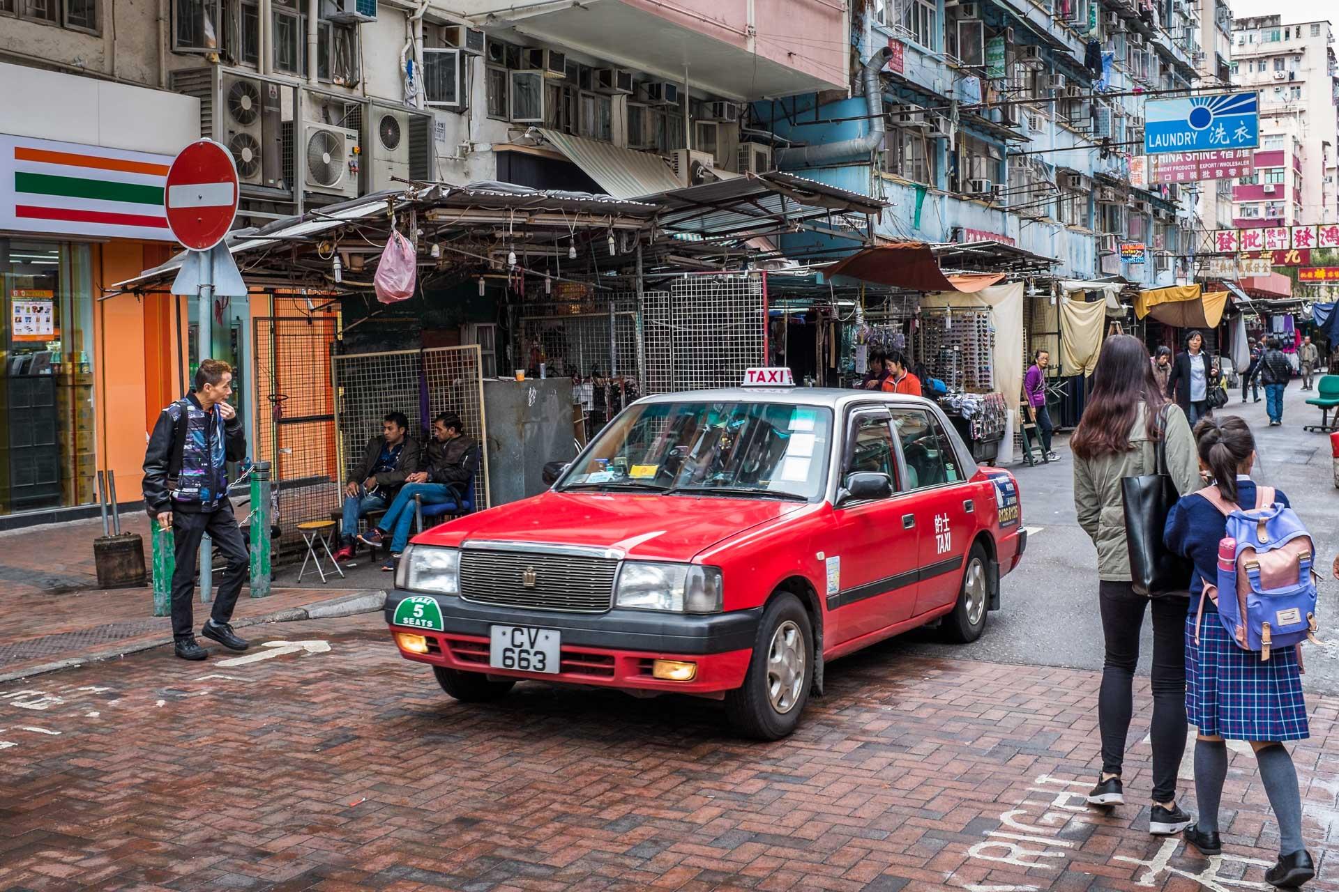 Sham taxi