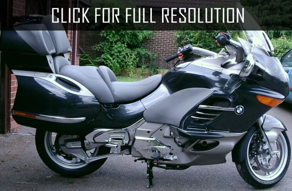 Bmw K1200lt - reviews, prices, ratings with various photos