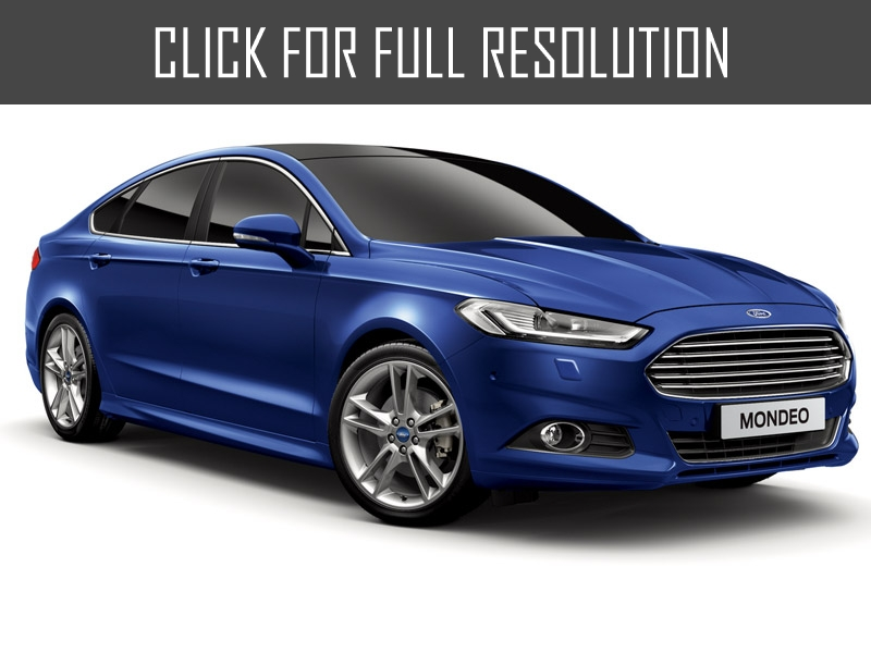 Ford Mondeo Blue Reviews Prices Ratings With Various