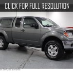 Nissan Frontier King Cab 4x4 Reviews Prices Ratings With Various Photos
