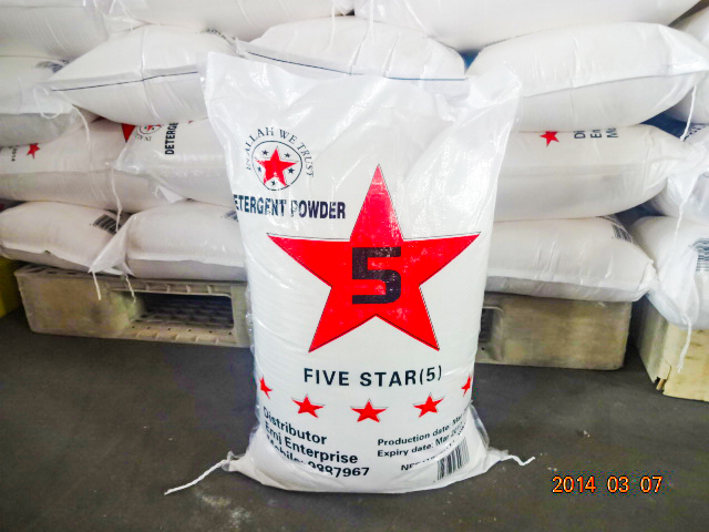 Five Star  Bulk Detergetn Powder