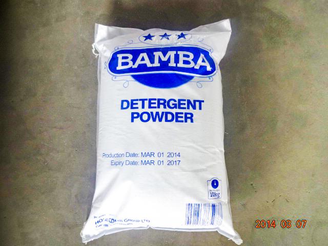 Bamba Detergent Powder