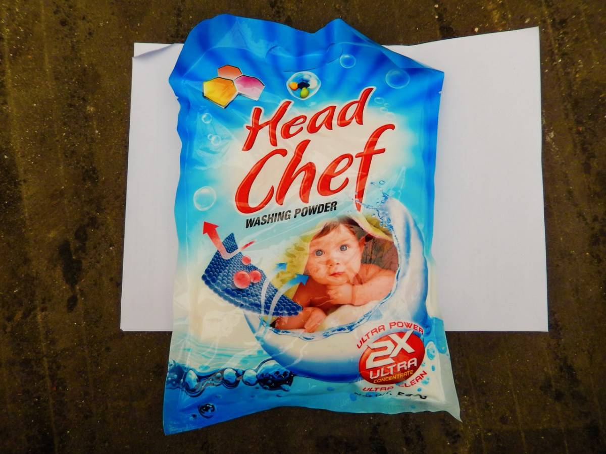 Head Chef Cleaning Substance Powder