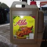 ALDA Vegetable Cooking Palm Oil