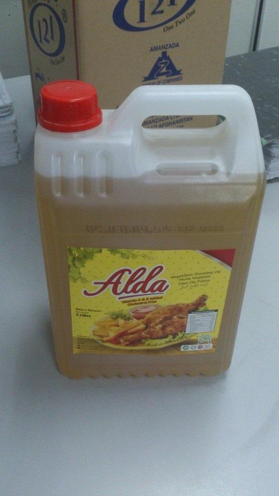 Alda Oil 5Ltr