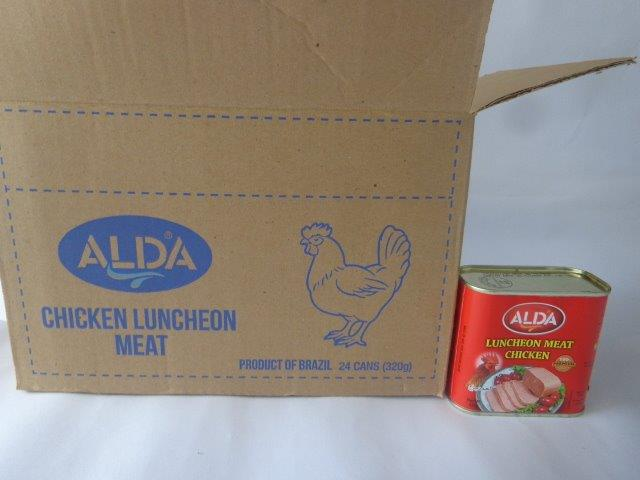 Poulet Luncheon Meat Box