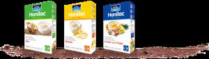 Honilac Baby Cereals Page Header