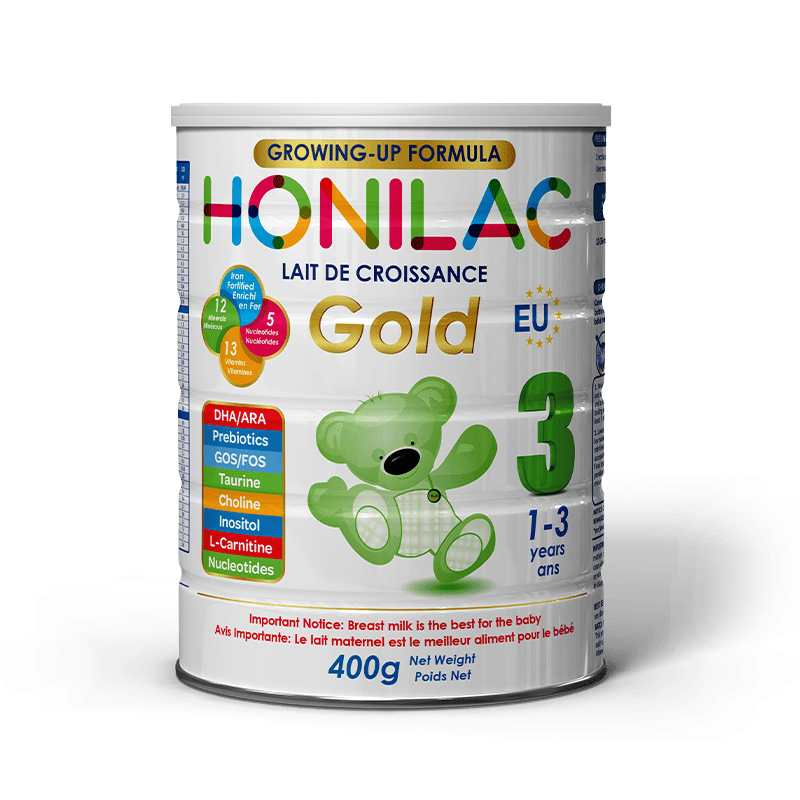 DANALAC GOLD - Advanced infant formula FOS GOS ARA DHA OMEGA 3 6