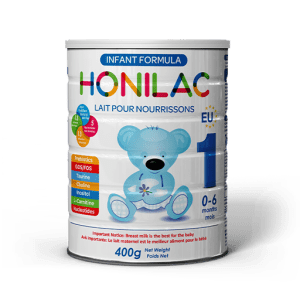 Honilac Infant Formula French and English Stage One