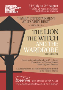 The Lion, The Witch and The Wardrobe Poster