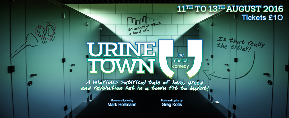 Urinetown The Musical Comedy