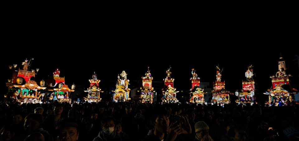 Honjo Festival from the official site
